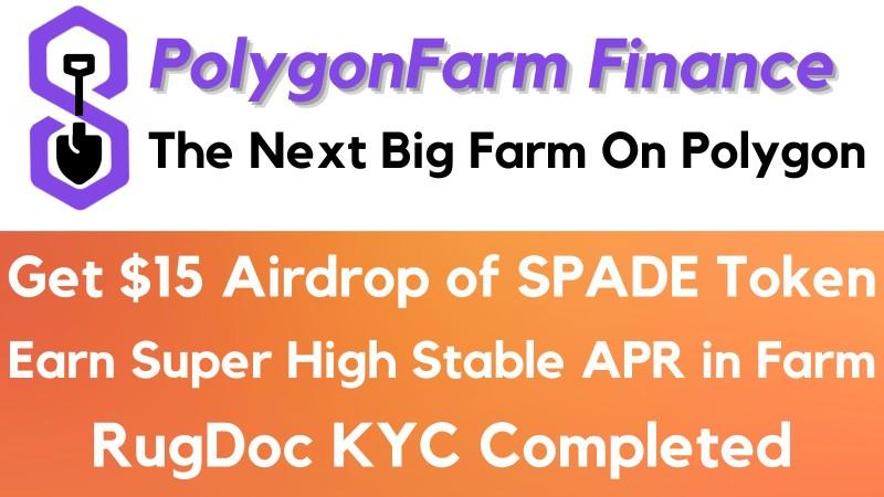 PolygonFarm Finance